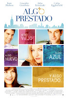 Cartel de la película Algo prestado protagonizada por Kate Hudson