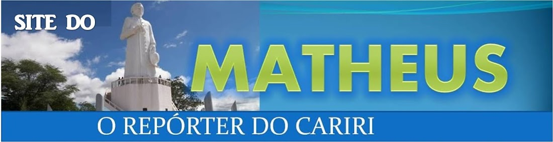 SITE DO  MATHEUS REPORTER