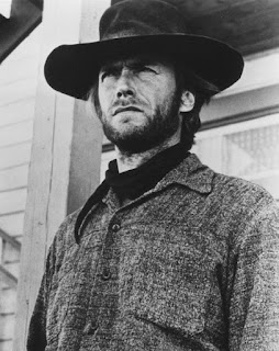 Clint Eastwood in High Plains Drifter, A review