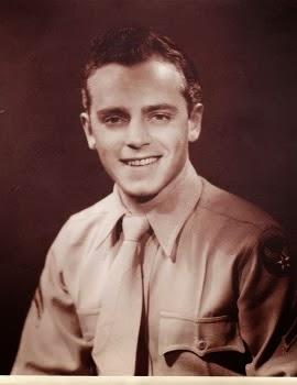 My Dad, circa 1940.