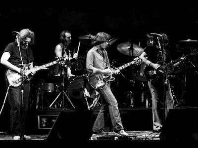 Grateful Dead Feyline Field, Tempe 1973