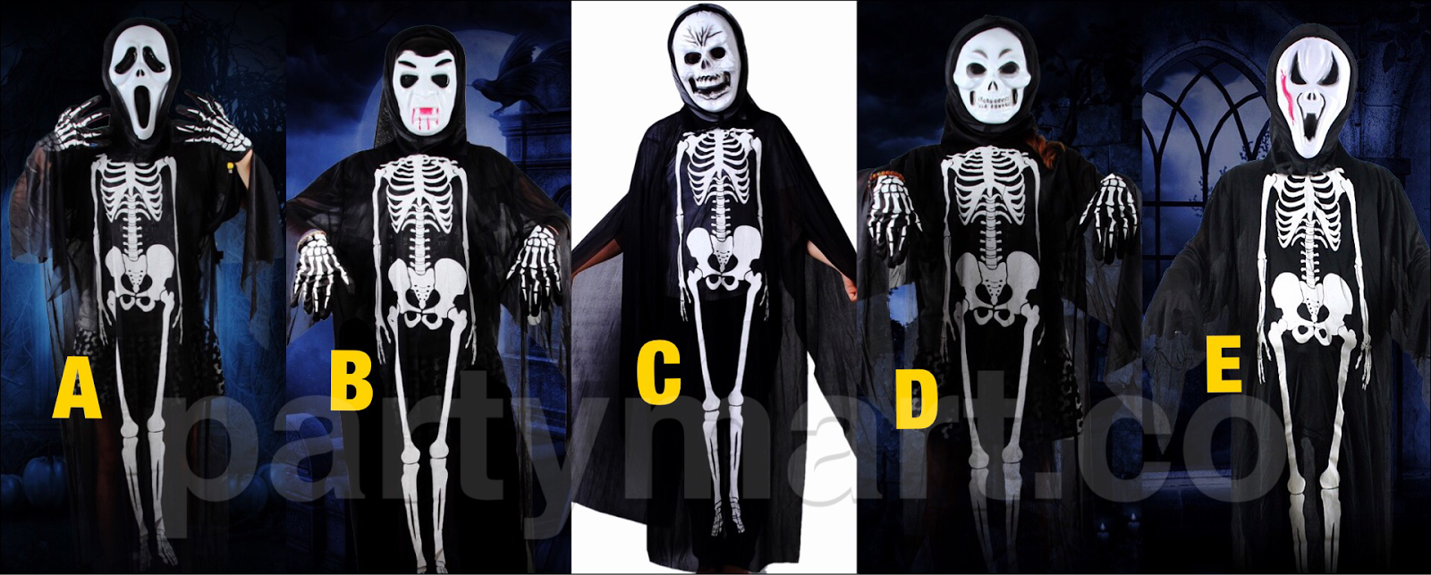 Party Mart: Halloween Costume