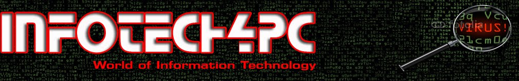 Welcome to InfoTech4pc - Learn Anything About Computer