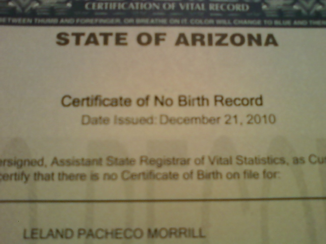 Adopted Native Americans/Real ID ACT: I may be ILLEGAL and NAVAJO ...