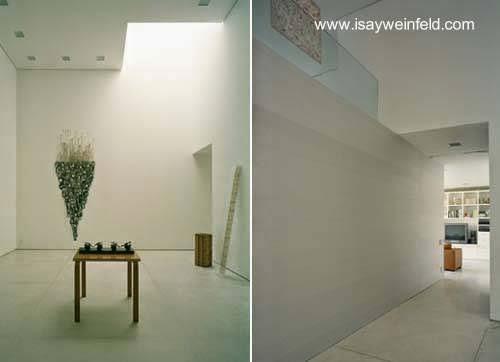 Dos ambientes interiores con acceso a luz natural