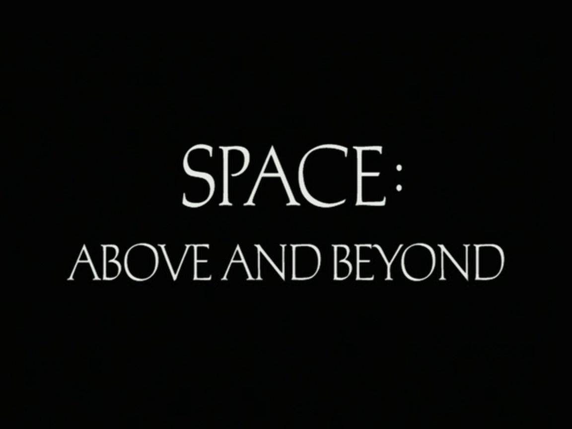 Disciples of boltax bish 39 s review space above and beyond for Above and beyond
