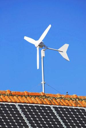 Kailash energia gennaio 2013 for Turbine eoliche domestiche