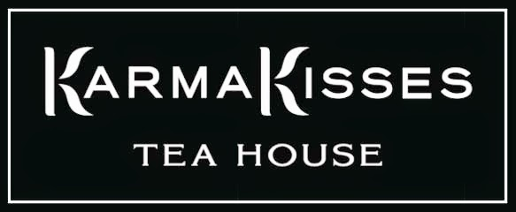 Organic rice tea from Karma Kisses Tea House