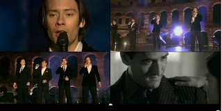 Amazing Grace Performed by Il Divo