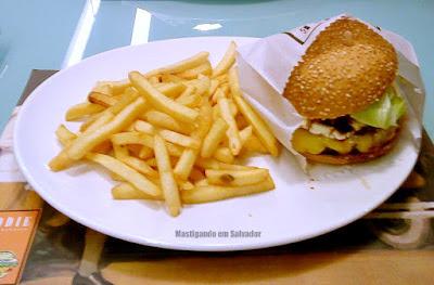 Eddie Fine Burgers: Hamburger San Francisco