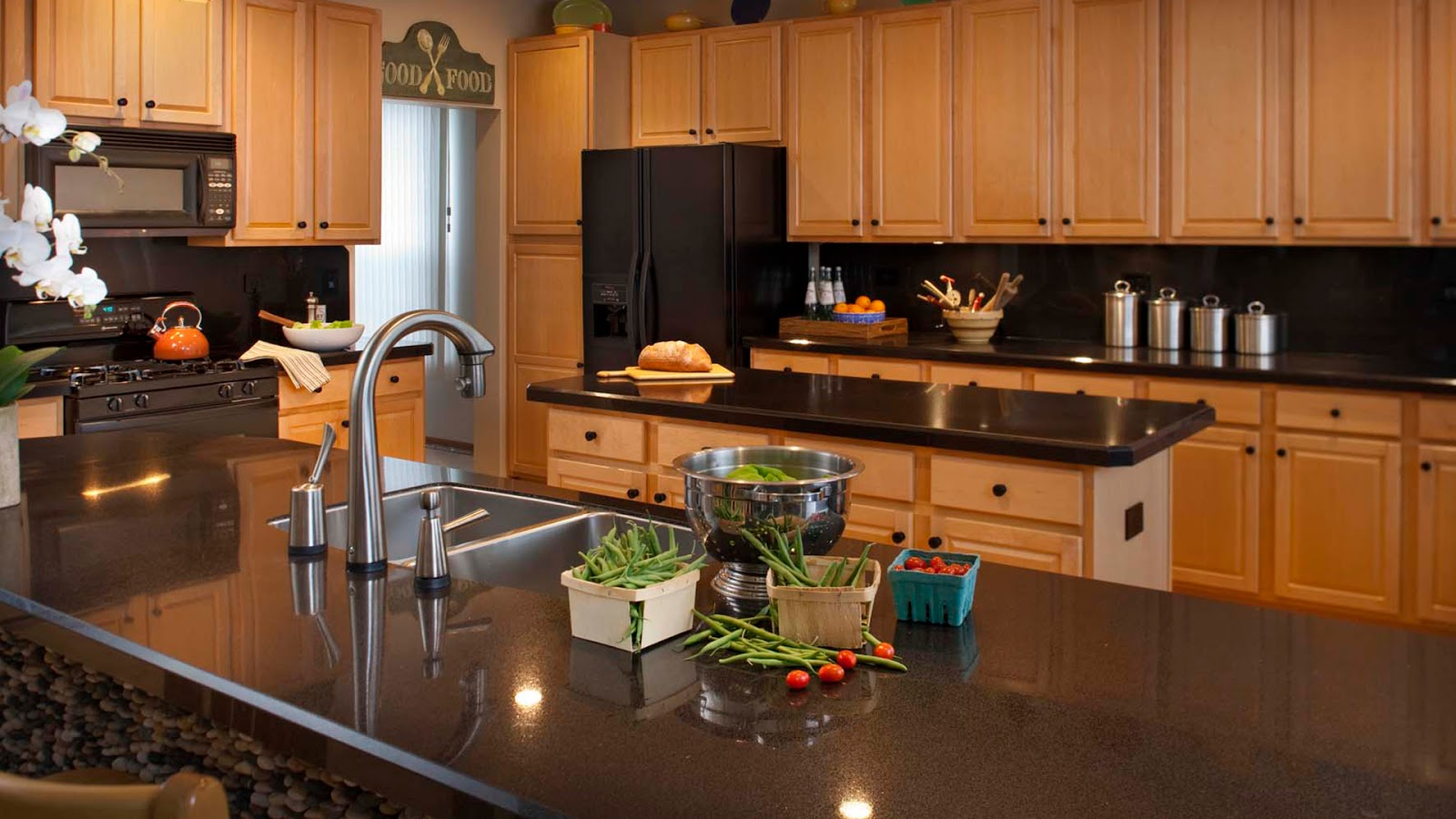 Counter In The Kitchen : Several Ideas for Kitchen Counter My Kitchen