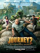 Viaje al centro de la Tierra 2: La isla misteriosa (2012) [Latino]