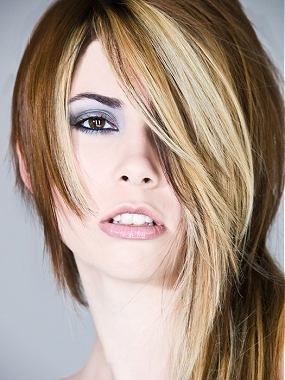 long choppy layered hairstyles