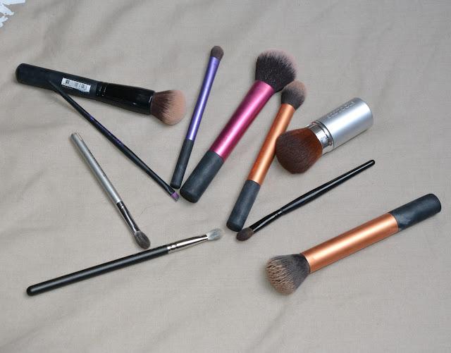 Brushes and Bla Bla Bla.
