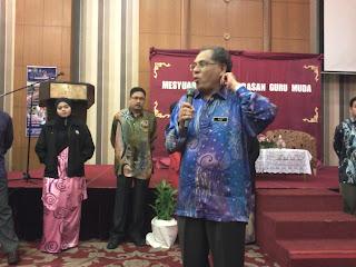 Mesyuarat Penyelarasan GM1M Kebangsaan : Sesi Pengenalan Ketua Penggerak Negeri