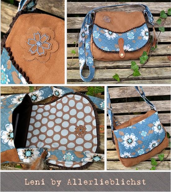 Tasche Leni by Allerlieblichst