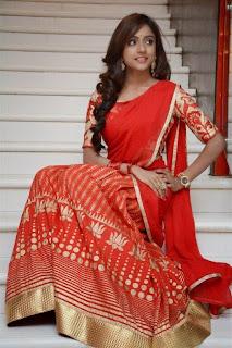 Actress Vithika Pictures in Half Saree at Mahabalipuram Movie Audio Launch  0018.jpg
