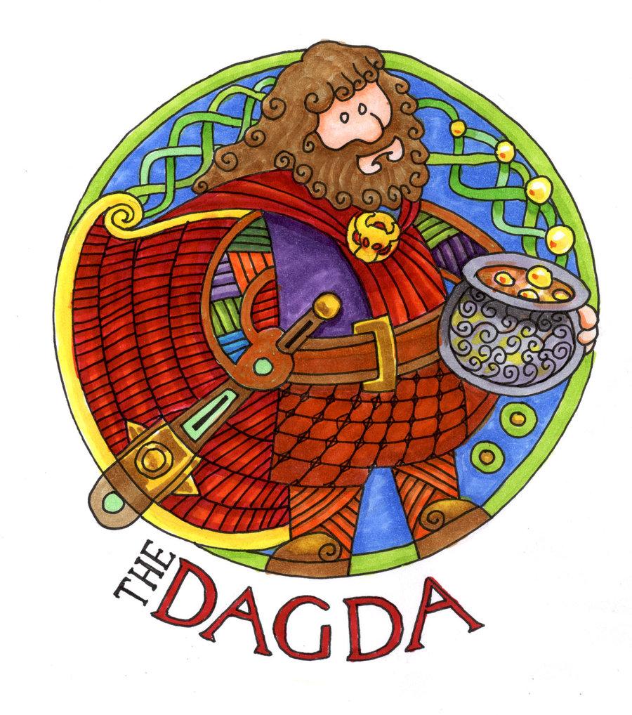 Templo de Dagda