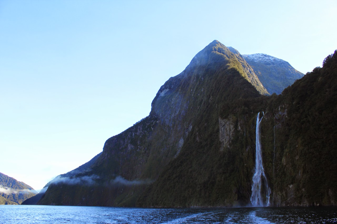 New Zealand Waterfalls Is The Most Amazing Places You Need To See