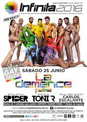 GAY PRIDE en LA DEMENCE Palma