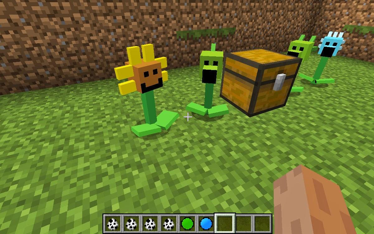 List of Minecraft Mods