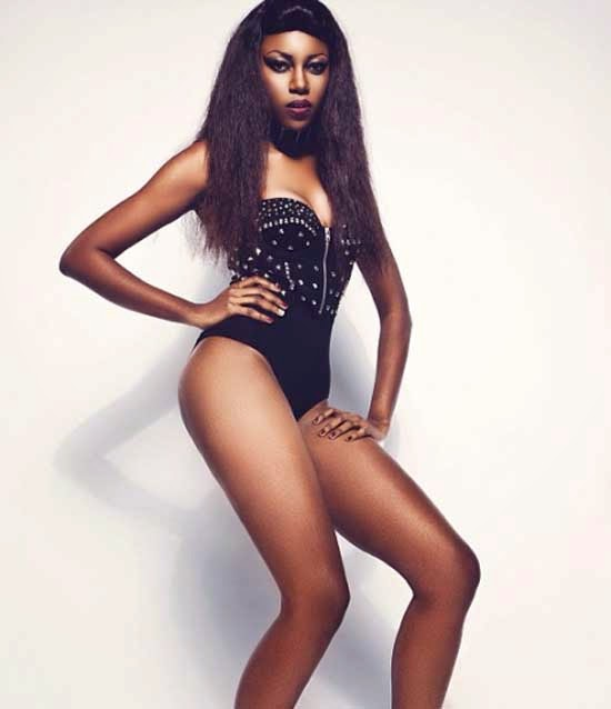 Nobody rocks sexy long legs like Yvonne Nelson