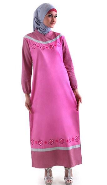 Contoh Foto Baju Muslim Modern Terbaru 2016 Foto Desain