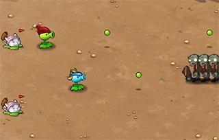 juego plantas contra zombis 2