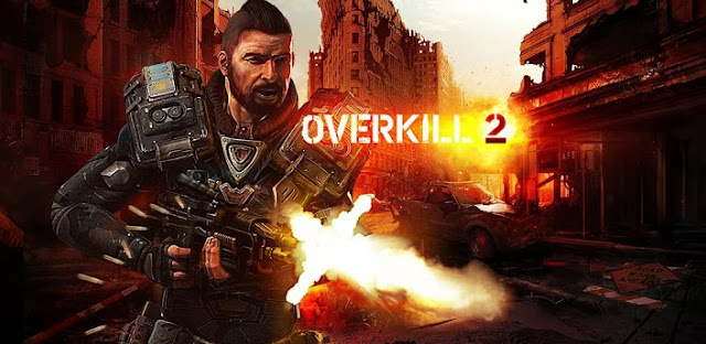 Overkill 2 v1.4 Apk + Data Mod [Unlimited Gold]