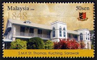 Sejarah Awal Misionari dan Sekolah Misi di Sarawak