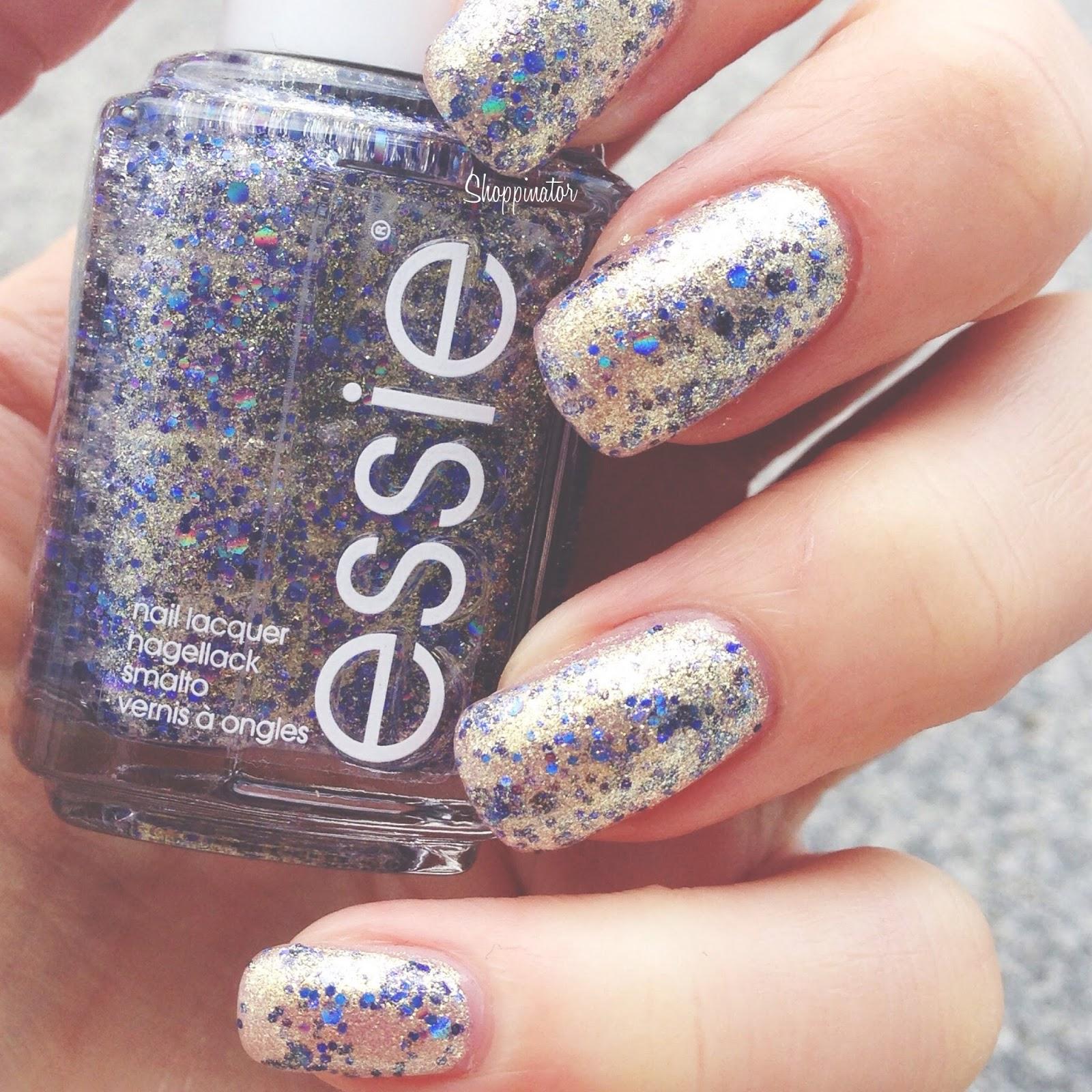 Essie – 'On a silver platter' | Swatch
