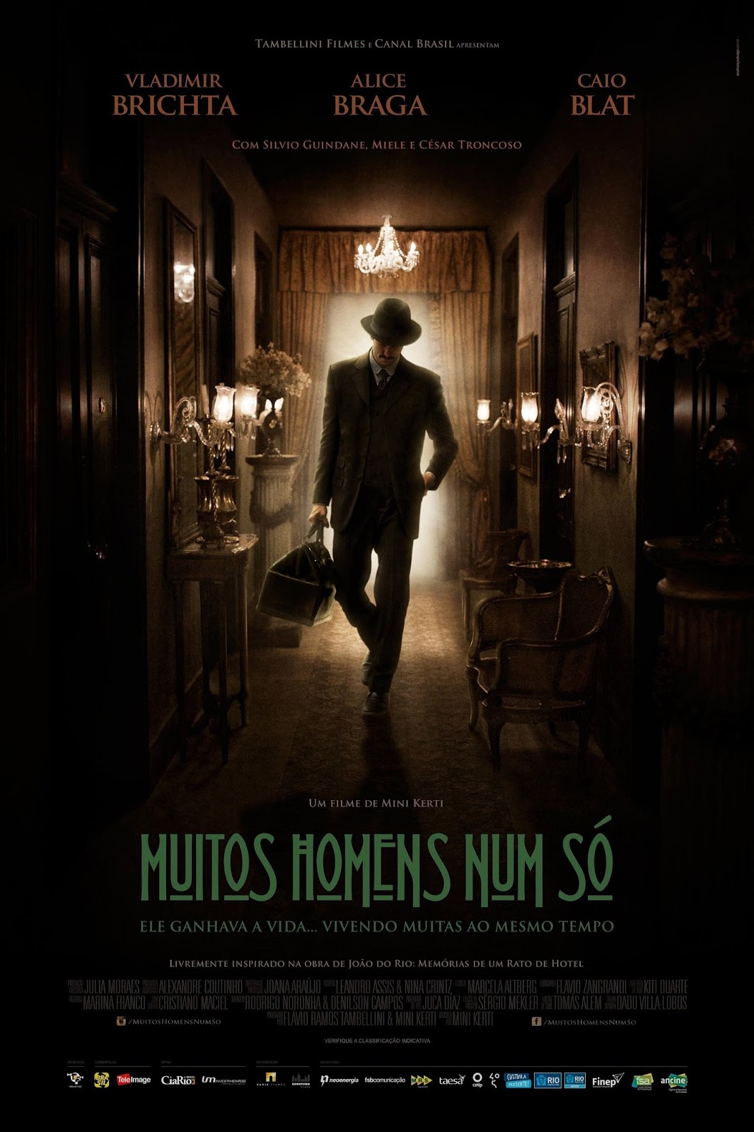 Muitos Homens Num Só – Nacional (2014)