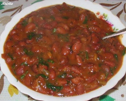 Простые блюда из красной фасоли рецепты 22