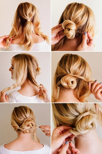 Valentine\'s Day Easy Hairstyles Tutorials | Top Beauty Tips