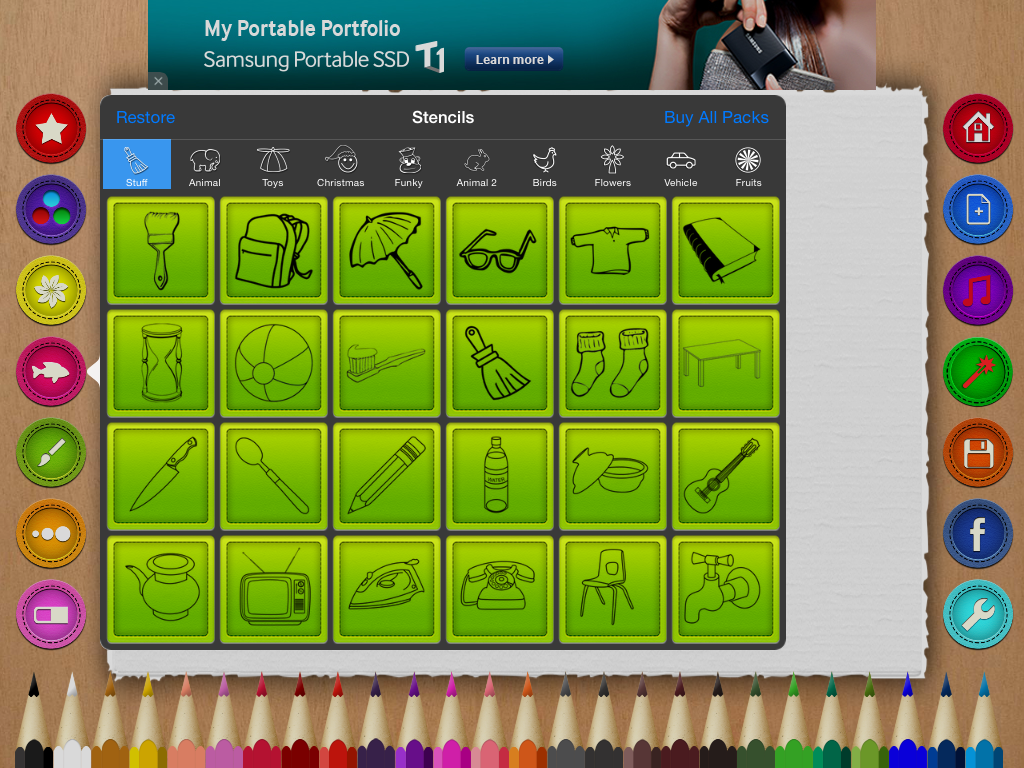 Innovate. Instruct. Inspire.: Draw on your Mobile Device with this App