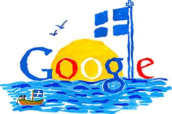 Doodle 4 Google 2013: Greece Winner