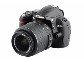 Prices and Specifications Nikon D3000 updated