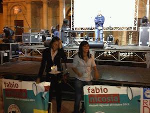 Organizzazione chiusura Campagna Elettorale: Regionali 2012!