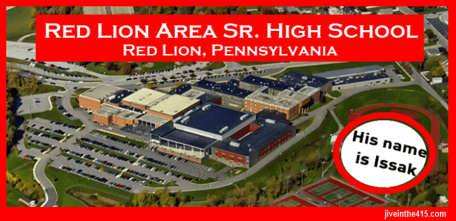 Red Lion Area Senior High School in Red Lion, Pennsylvania, is discriminating against a graduating transgender student.