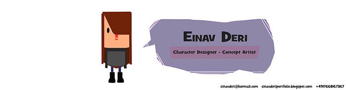 Einav Deri's Portfolio