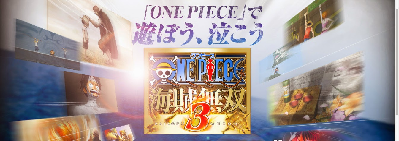 One Piece: Pirate Warriors 3 - First Look - TGS 2014