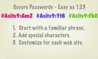 generare Password Forti