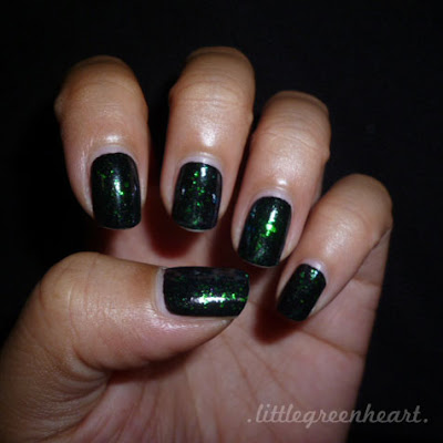 green flakies 1