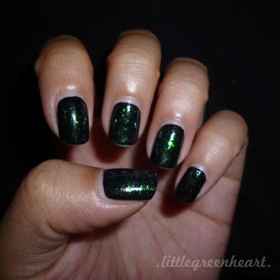 green flakies 1