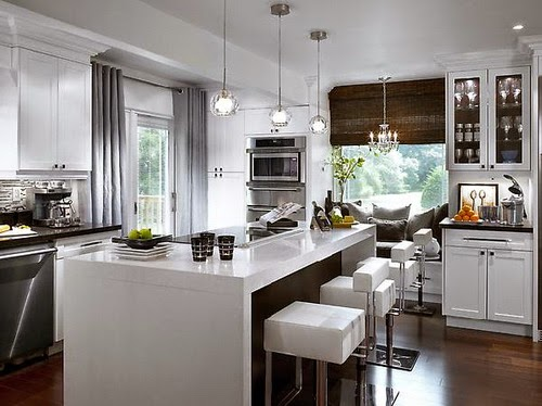 Contemporary Modern Kitchen Interior Design
