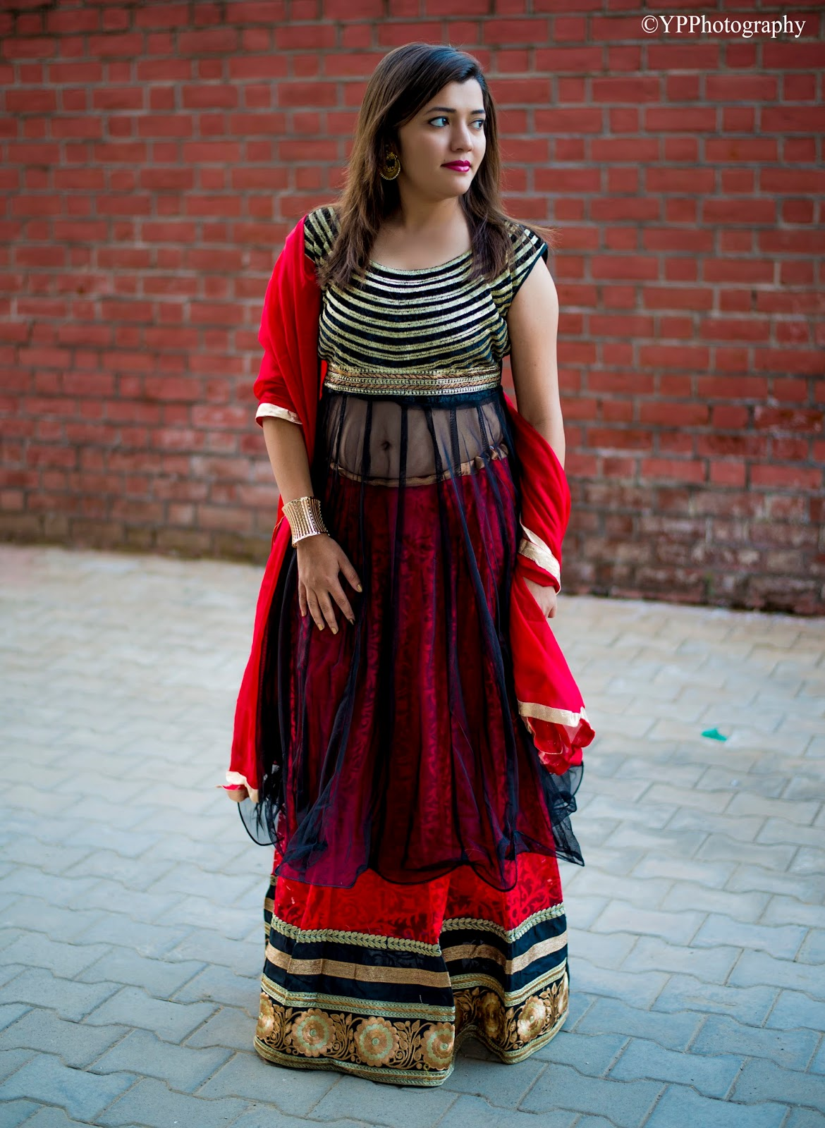 The Fabric Of Whole Outfit Is Super Comfortable Anarkali Made Up Velvet Till Bust With A Net Below It Lehenga Has Crepe Inner