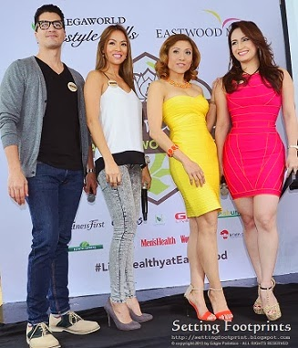 Live Healthy at Eastwood City