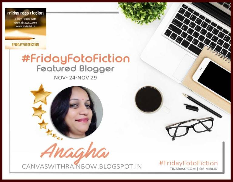Featured #FridayFotoFictioner