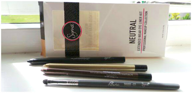 Image of Sigma Extended Wear Eyeliner Kit
