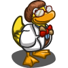 FarmVille Professor Quack